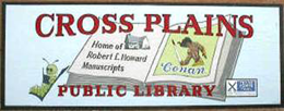 Cross Plains Public Library (TX) Logo
